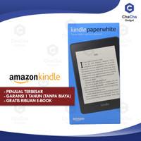 Amazon Kindle Paperwhite eBook Reader Waterproof 32GB Ads Black