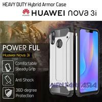 Bumper case HUAWEI Nova 3i - Heavy Duty Hybrid Armor Case