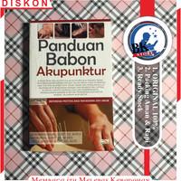 Panduan Babon Akupunktur buku kesehatan kedokteran speasial terapi