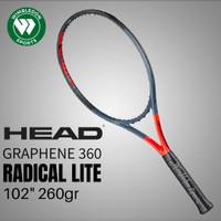 Raket Tenis Head Graphene 360 RADICAL Lite / Raket Head Radical Lite