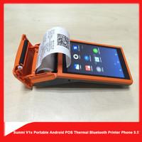 "Sunmi V1s Portable Android POS Thermal Bluetooth Printer Phone 5.5"""