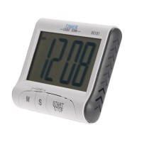 Unik Timer Masak Dapur LCD Digital Display Alarm