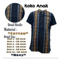 Baju Koko Anak Premium Al-Fadla