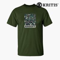 Kaos Airsoft Army - Kode : KM009