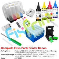 Info Infus Printer Canon Mp287 Katalog.or.id