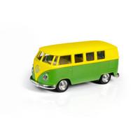 Rmz City Volkswagen T1 Transporter Samba Bus combi Kuning Hijau