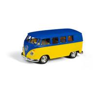 Rmz City Volkswagen T1 Transporter Samba Bus combi biru kuning