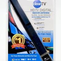 HD Clear TV Indoor Antenna - Antenna Dalam Ruangan