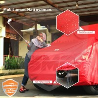 Sarung Mobil Hatchback - Waterproof 85% (semi outdoor)