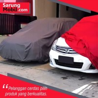 Sarung Mobil Small SUV - Waterproof 85% (semi outdoor)