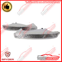 FRONT BUMPER LAMP - HONDA ACCORD CIELO 1996-1997- CRYSTAL - CLEAR