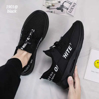 New Arrival... MEN Sneakers Fashion Korea Shoes FLS-1901@