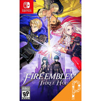 Fire Emblem Tree Houses Standard Edition REG ASIA US COVER
