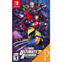 Marvel Ultimate Alliance 3 The Black Order REG ASIA US COVER