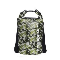 Hypergear dry bag 20L Digital Camouflage Green - HARGA DISC 20%