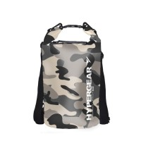 Hypergear Dry Bag 20L Camouflage Grey Alpha / Waterproof / anti air