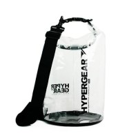 Hypergear Dry Bag 10L Clear type / waterproof / ipx6 - HARGA DISC 20%