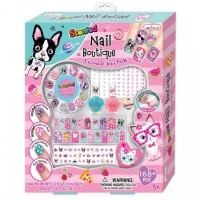 Kutek dan Nail Art Anak Scented Nail Boutique Piece Puppy Dog & Kitty