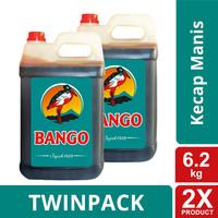 Twin Pack - BANGO Kecap Manis 6,2kg