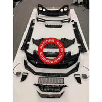 Bodykit Convert Nissan Skyline GTR R35 2008 to 2017