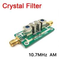 Order yuk DYKB Crystal Filter AM Filter 10.7MHz Bandpass Filter Narrow