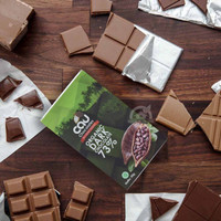 Cau Organic Dark Chocolate 73 %