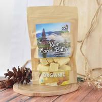 Cau Organic Raw Cacao Butter 200 Gr