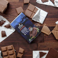 Cau Organic Dark Chocolate 61 % with Sea Salt