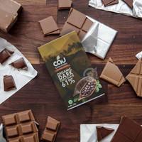 Cau Organic Dark Chocolate 61 %