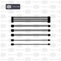 Cooler Master Extension Cable White Black [CMA-SEST16WTBK1-GL]