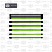 Cooler Master Extension Cable Green Black [CMA-SEST16GRBK1-GL]