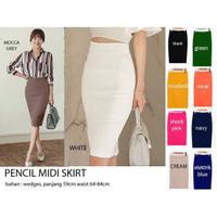 d03e27ceada391 Zara Pencil Skirt   Pensil Skirt   Rok Pensil