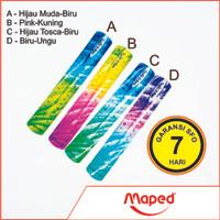 Penggaris Lentur Maped 20cm (Twist 'n Flex Decor)