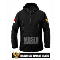 Jaket Bravo TAD/Jaket Motor/Jaket Gunung/Jaket Hoodie/Jaket Timnas