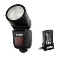 Godox V1 Flash for Nikon with Lithium Battery