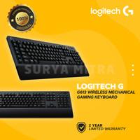 Logitech G613 / G 613 Wireless Mechanical Gaming keyboard