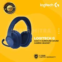Logitech G433 / G 433 -7.1 Surround Gaming Headset