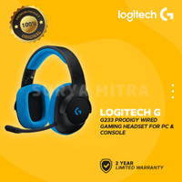 Logitech G233 / G 233 - Wired Gaming Headset