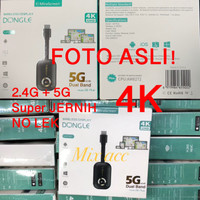 Anycast Wireless Hdmi dongle 5G+2.4G MiraScreen G9 plus 4K Dual band