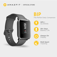 Amazfit Bip Xiaomi GPS Smartwatch Band Sport Heart Rate Long Battery