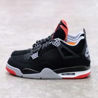 Air Jordan 4 Bred 100% Authentic!