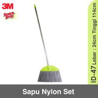3M Scotch Brite Sapu Nylon Set ID-47 - Sapu Nilon