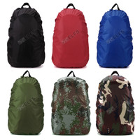Cover Bag Waterproof 45L Raincover Reversible Sarung Tas Outdoor