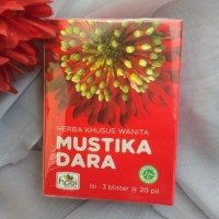 KESEHATAN WANITA Produk Herbal Mustika Dara Hpai (Produk Untuk Organ