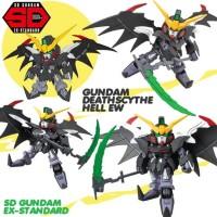 Bandai SD Ex-Standard 012 Gundam Deathscythe Hell EW Endless Waltz