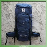 Tas Gunung - Tas Carrier 45L - Ransel Outdoor Hiking Traveling