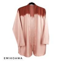 Outer Brown - Emikoawa / Cardigan / Souvenir / Berkualitas