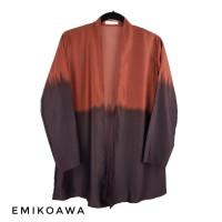 Outer BrownCoklat - Emikoawa / Cardigan / Souvenir / Berkualitas