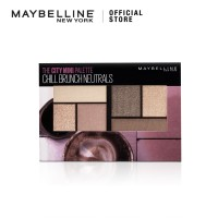 Maybelline Eye Shadow Mini Pallette Make Up - Chill Brunch Neutral