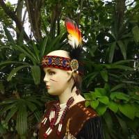 Headband Indian wanita